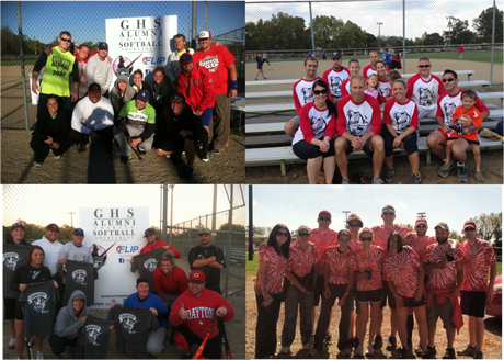 GHS Charity Softball 2012